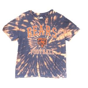 Custom dyed Chicago Bears T-shirt